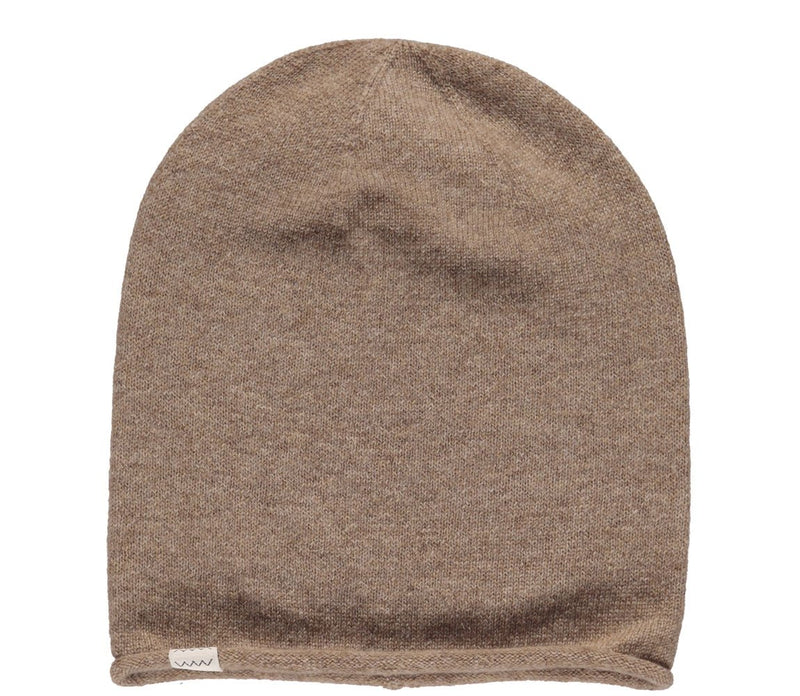 ANNA CASHMERE  Light Camel