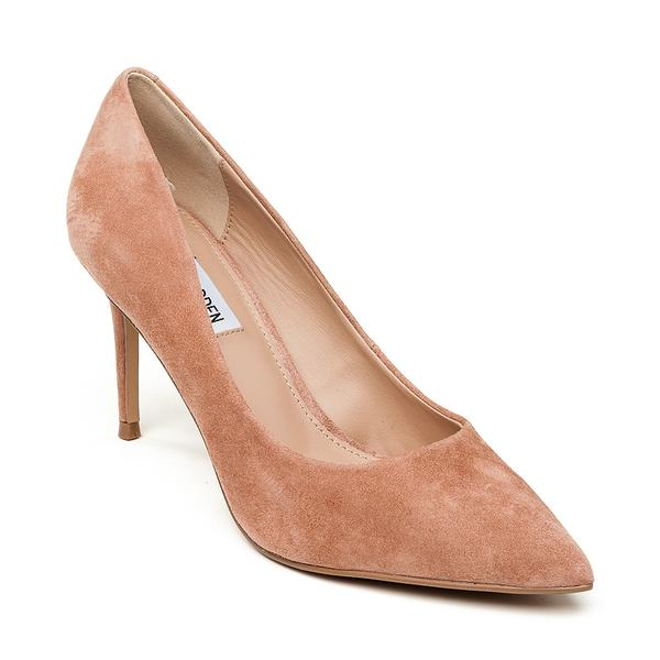 LILLIE PUMPS  Tan Suede