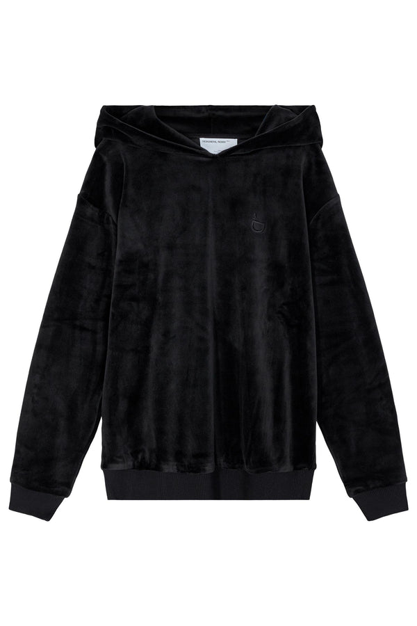 G FRANCES SWEAT HOODIE  Black