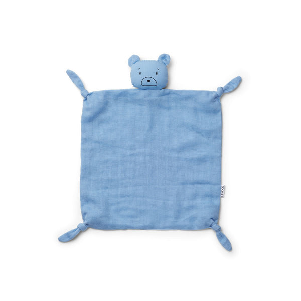 AGNETE CUDDLE CLOTH  Mr Bear Sky Blue