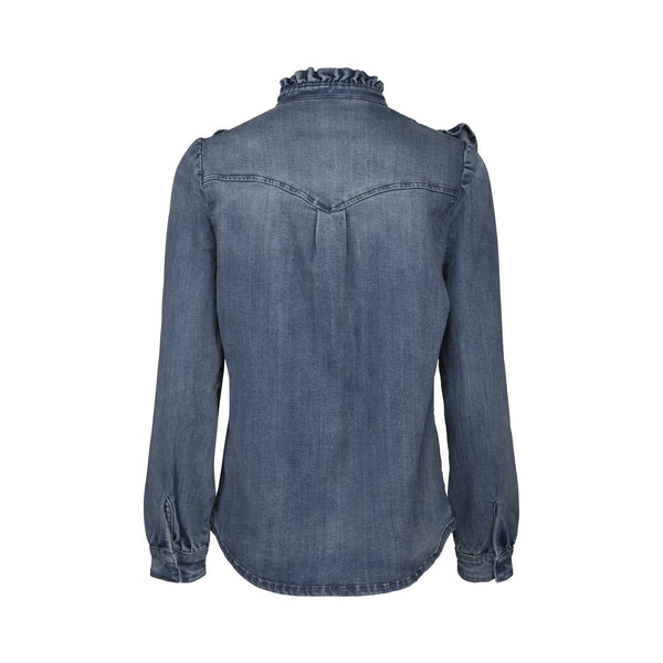 SILKE  Denim Blue