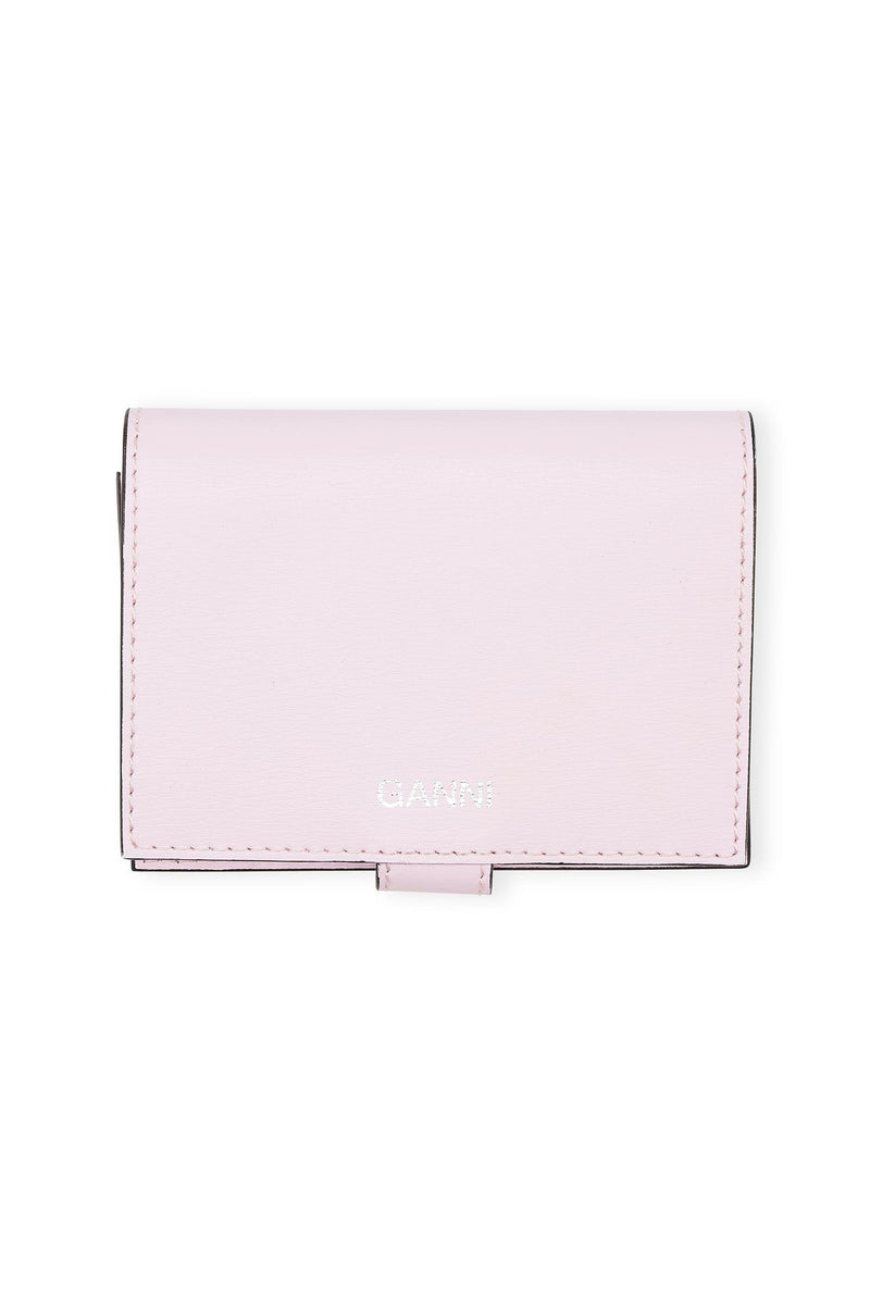LEATHER WALLET  Cherry Blossom