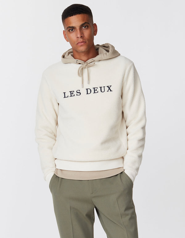 DALLAS FLEECE SWEATSHIRT  Off White