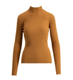EBO SWEATER  Camel