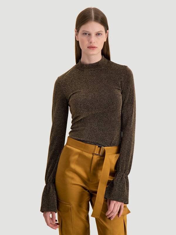 LEBO SWEATER  Gold