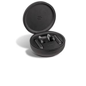 Comfy Black Truly Wireless Earbuds
