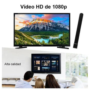 Receptor de TV Digital HD 1080P
