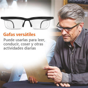 Gafas de Enfoque Ajustable