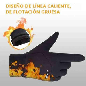 Guantes Impermeables Antideslizantes