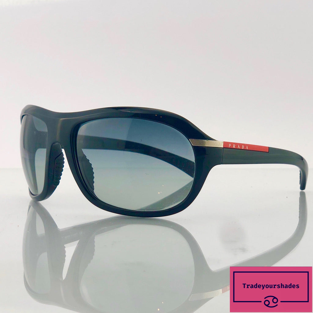 Prada Black SPS041 Sunglasses gucci.