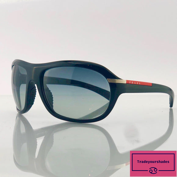 Prada Black SPS041 Sunglasses