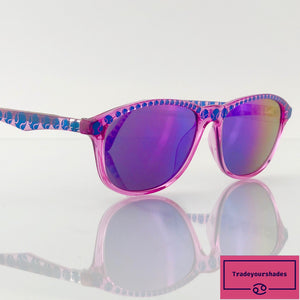 Carrera SUNJET by CARRERA 5268  Lilac Vintage Sunglasses