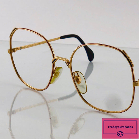Neostyle Academic 75 364 Haute Couture Vintage Eyeglasses