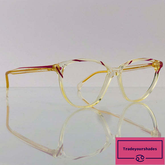 Variety by Gambini V 106 Vintage Frame 80's gucci.