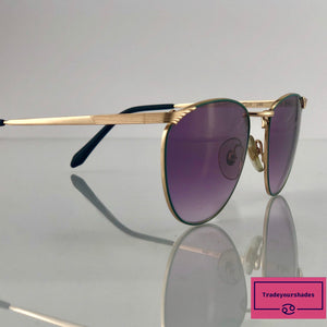 Metzler See You Mod 715 Rare 80's Sunglasses