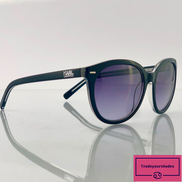 Karl Lagerfeld KS6016 Black Sunglasses