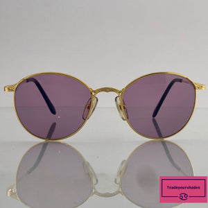 Metzler See You 713 Rare 80's Sunglasses
