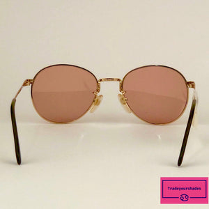 Metzler See You Mod 439 Rare 80's Sunglasses