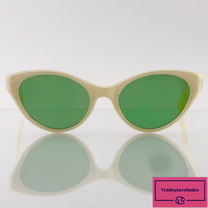 1930's RARE Vintage Cat Eyes Sunglasses Harbo