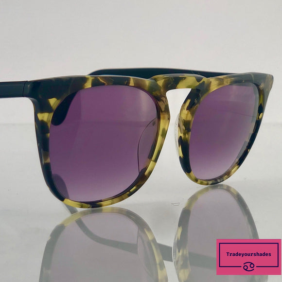 Metzler See You Mod 705 Rare 80's Sunglasses