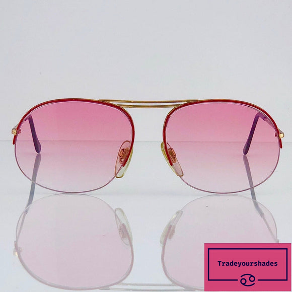 Koln Optik College Line C566 Vintage Aviator 80's Womens Sunglasses gucci.