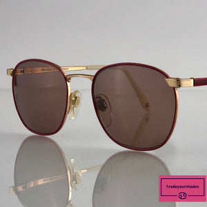 Metzler See You Mod 0753 Rare 80's Sunglasses gucci.
