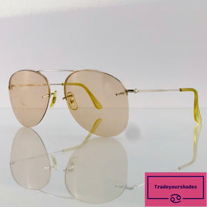 Bausch & Lomb 1/30 10K Gold Filled Aviator Frame