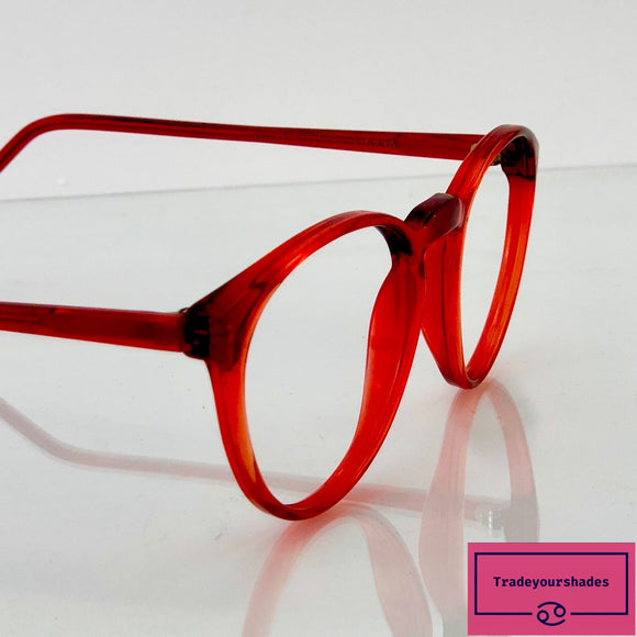 ProDesign Denmark Club  Line 420 Vintage Optyl Glasses gucci.
