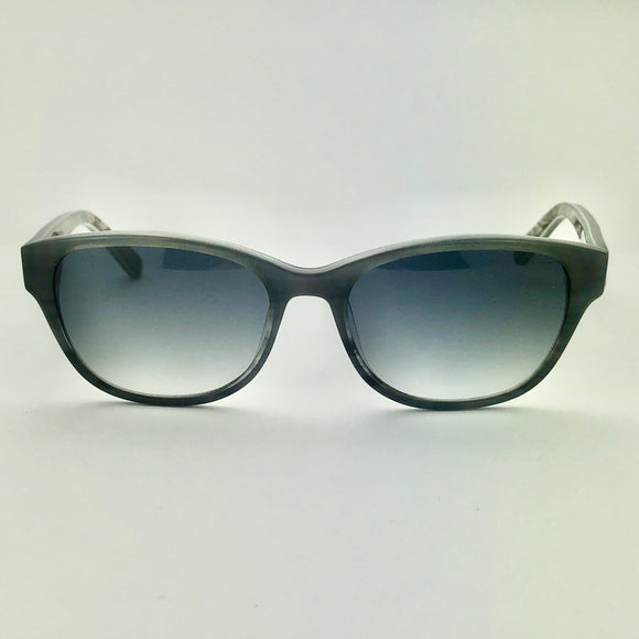 George Gina & Lucy Peyerate Dark Grey Sunglasses