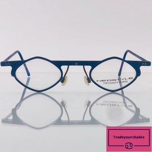 Neostyle Personality Design  College 101 Vintage Eyeglasses Frame