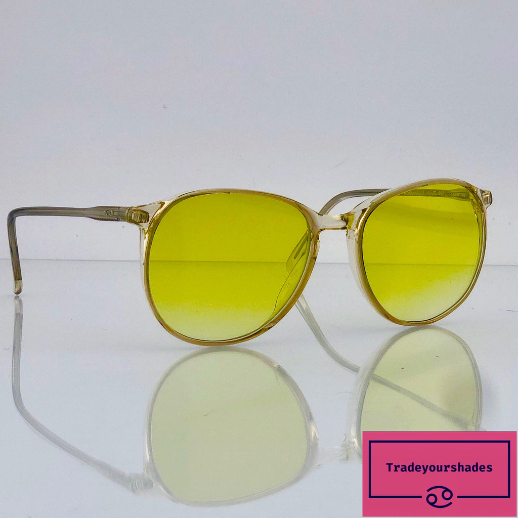 Rodenstock Mr R 962 Vintage Sunglasses New Old Stock