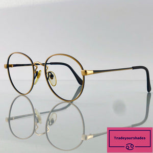 on line 8932 Vintage Round Eyeglasses Frame