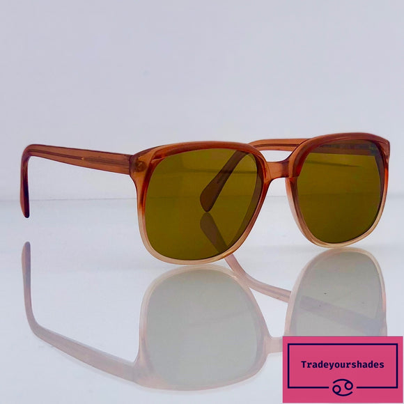 Actuell Couture Mod.654 Vintage Oversize Sunglasses
