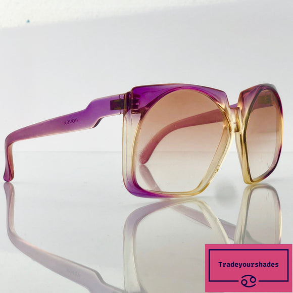 1960s Novex Vintage Oversized Sunglasses gucci.