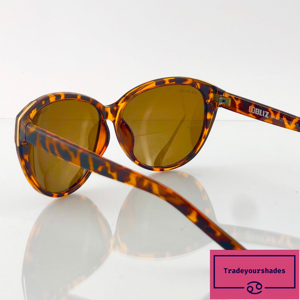 Bliz Swedish Design PO3615 Oversized  Sunglasses gucci.