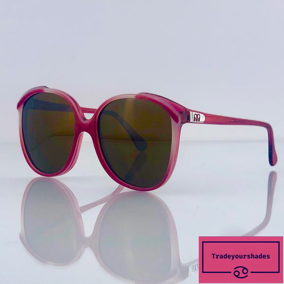 Menrad M 524 - 194 Vintage Oversized Butterfly Sunglasses