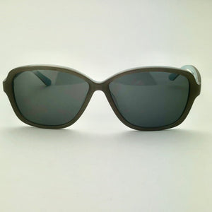 George Gina & Lucy F.B.Eye Milky Grey Sunglasses