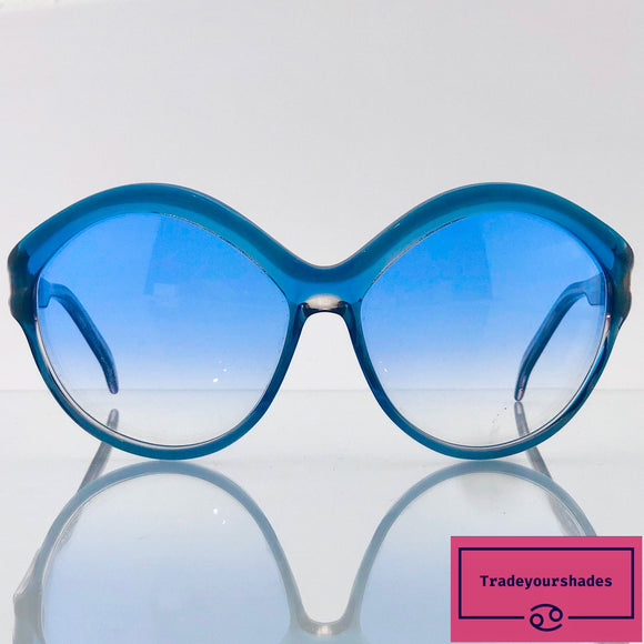 Lozza Romantic Uno 796 Vintage 80's Sunglasses