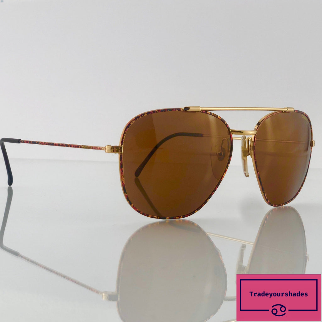 Carrera 5477 90's Aviator Sunglasses gucci.