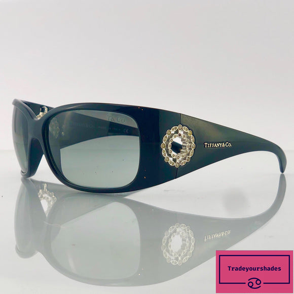 TIFFANY & CO SUNGLASSES TF 4004 - B  8001/3C MADE IN ITALY