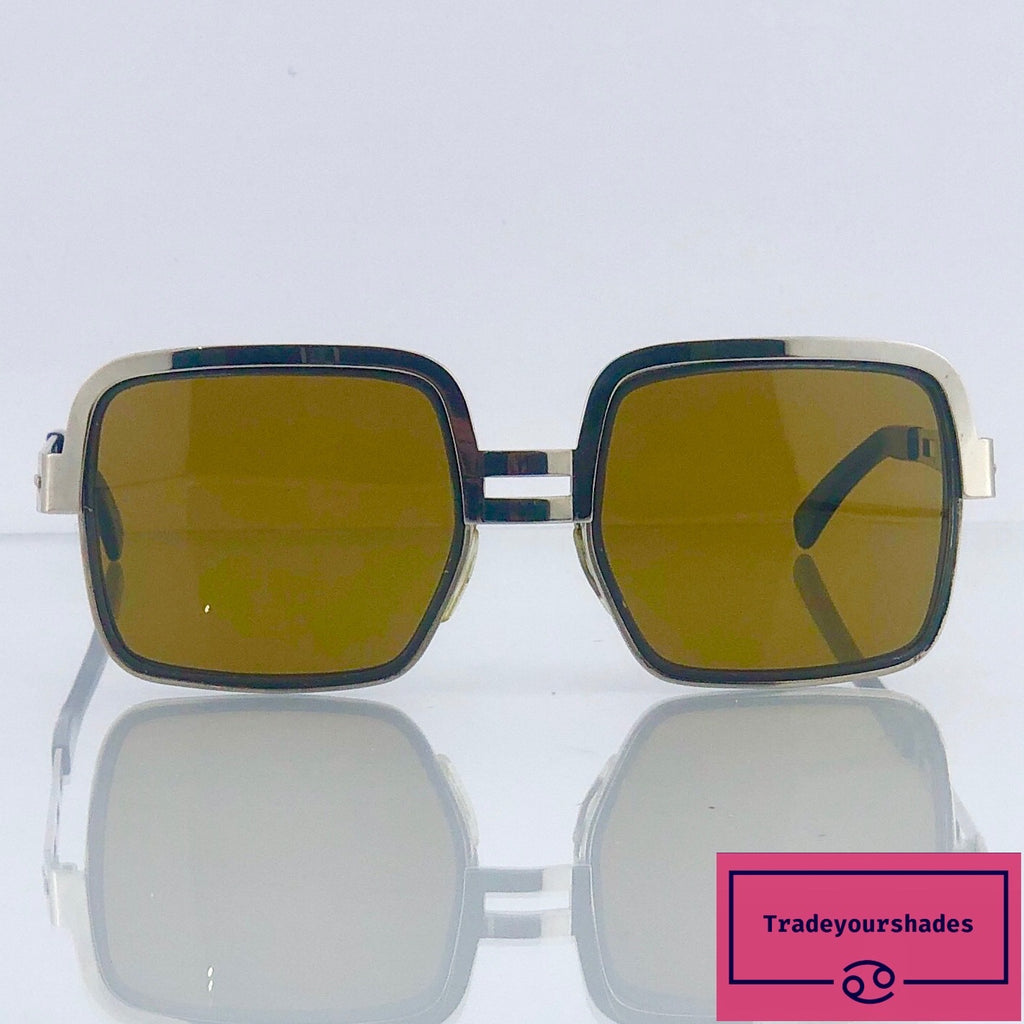 1970's Made in Germany Rare Vintage Sunglasses