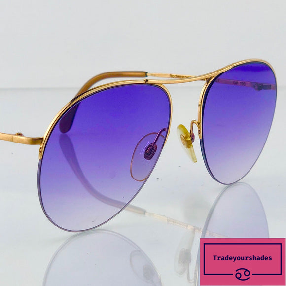 Rodenstock Lady R 807 Vintage Sunglasses gucci.