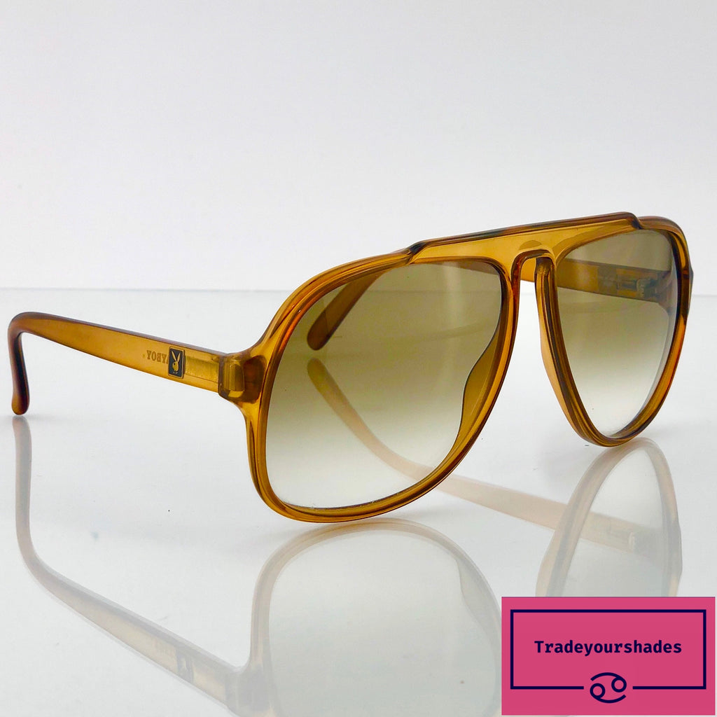 Playboy Gold 4591 11 Optyl Vintage Sunglasses gucci.