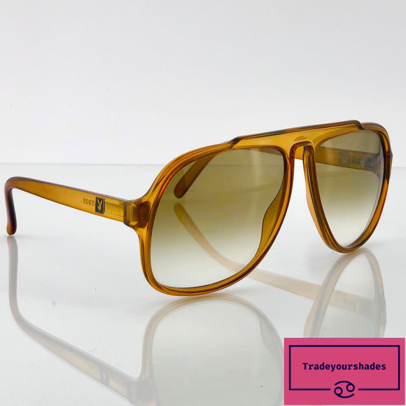Playboy Gold 4591 11 Optyl Vintage Sunglasses