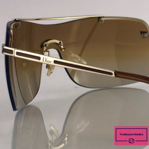 Christian Dior Air 2  Rare  Sunglasses gucci.