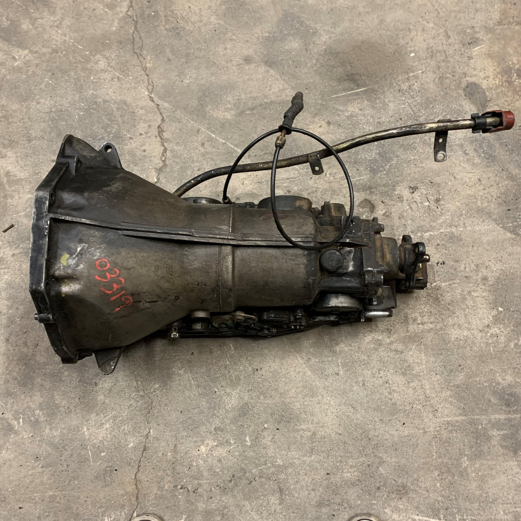 Mercedes Benz 300D Automatic Transmission