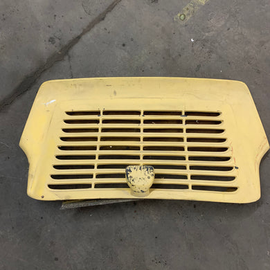 Porsche 911 Deck Lid Whale Tail Yellow