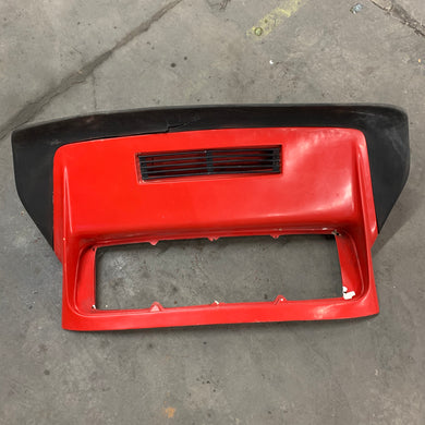 Porsche Vintage Turbo / Carrera Whale Tail with Soft Rubber Tail Section