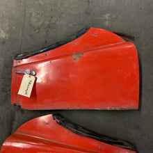Load image into Gallery viewer, Triumph TR3 Red Door Set