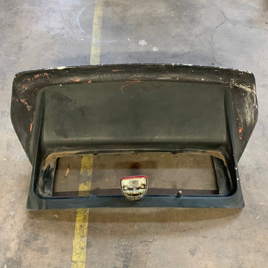 Porsche 911 Deck Lid Whale Tail Green